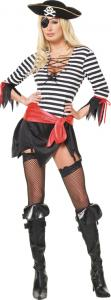 Halloween costumes pirate girl
