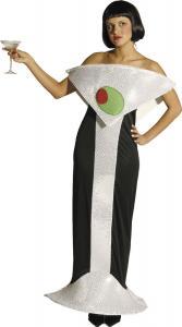 Halloween Costumes Martini Olive dress