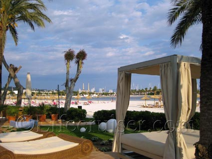 Hotel Vanity Golf at Alcudia Beach, Majorca, Photo Copyright Lifecruiser.com