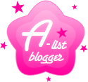 A-list Bloglebrity Button