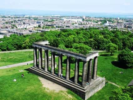 Edinburgh, Scotland, Photo Copyright Andy Hayes