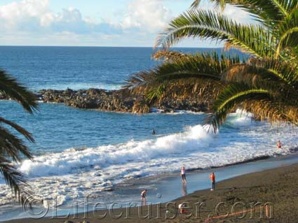 Playa de la Arena Tenerife Island by Lifecruiser