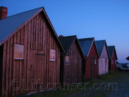 Fårö Rauk Sunset, Fårö island, Gotland, Sweden, Copyright Lifecruiser.com