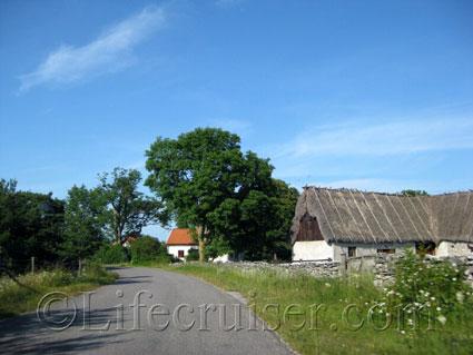 At the island Faro, Gotland, Sweden, Photo Copyright Lifecruiser.com
