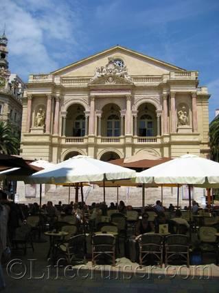 Toulon Opera House, France, Copyright Lifecruiser.com