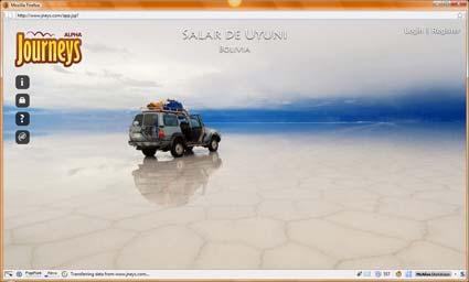 Journeys virtual travel Bolivia