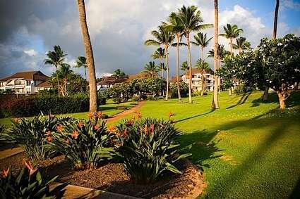 Kauai Island, Poipu Resort, Hawaii