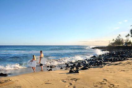 Kauai Island, Sunny Poipu, Hawaii