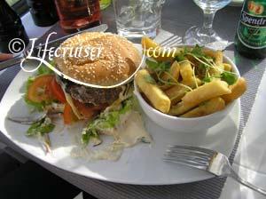 Lifecruisers brunch meal 3