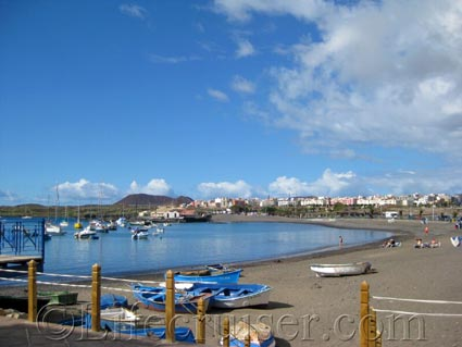Las Galletas, Tenerife, Photo by Lifecruiser