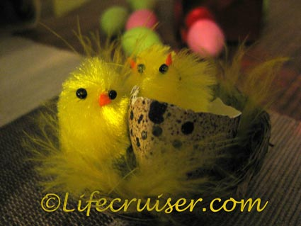 Easter decoration, Photo by Lifecruiser
