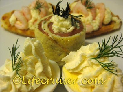 Easter starter, Photo by Lifecruiser