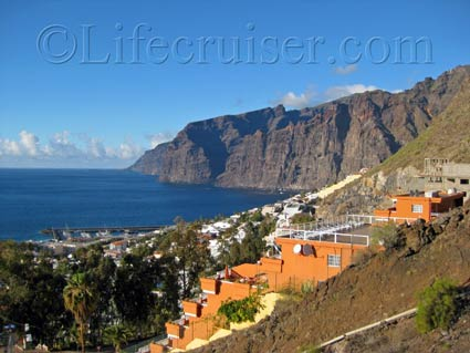 Los Gigantes Tenerife Island by Lifecruiser