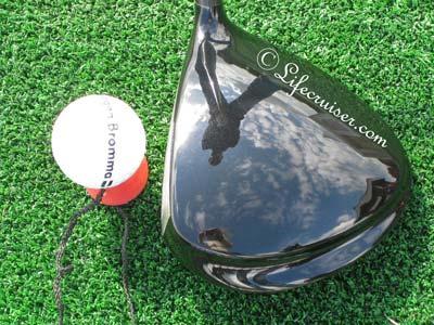 Mr Lifecruisers reflection golfclub TaylorMade Tour Burner