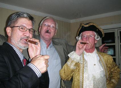 Birthday cigarsmokers