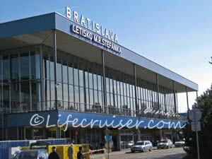 Bratislava Airport Departure