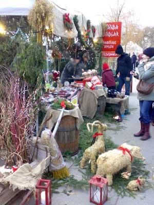 Favorite Christmas market stall