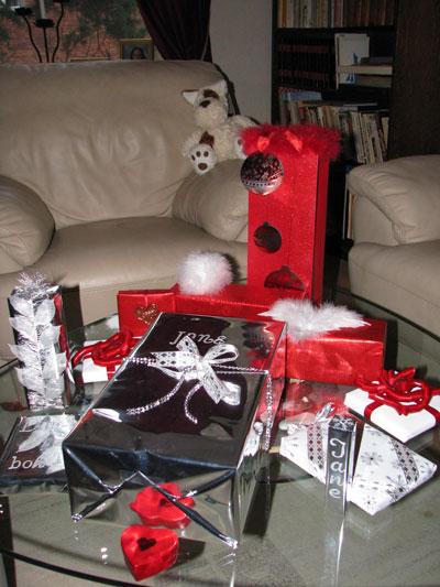 Lifecruiser Christmas gifts 2007