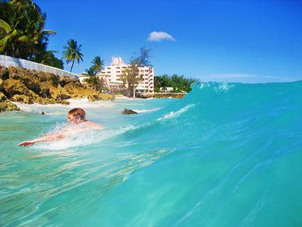 Barbados water holidays