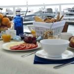 Breakfast St Katharine Barcelona