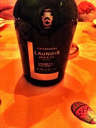 Champagne Launois Grand Cru