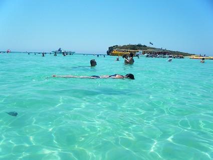 cyprus-nissi-beach-water, Ayia Napa Holidays