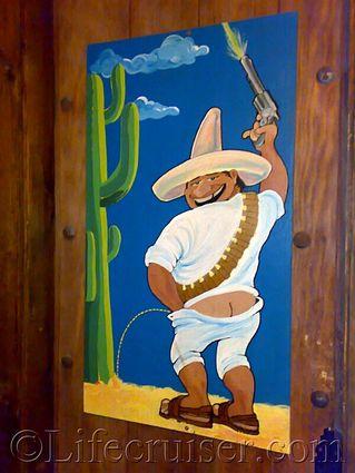 es-mexican-toilet-sign, Espania, Spain, Europe