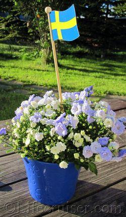 25 years jubileum flower