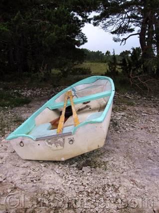 faro-abandoned-boat2, Gotland, Sweden
