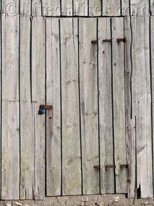 faro-fishing-cottage-old-door, Gotland, Sweden