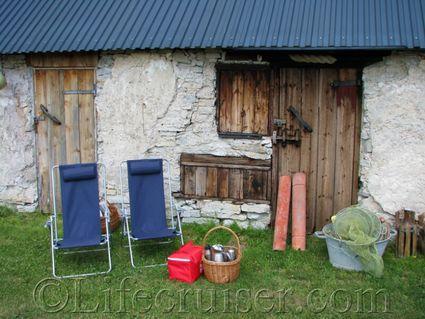faro-rural-picnic-scene, Gotland, Sweden