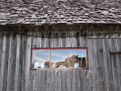 faro-rural-window, Gotland, Sweden
