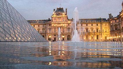 France, Paris: Le Louvre