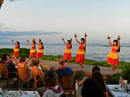 Hawaii Cruise: Maui dancers