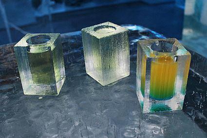 Icebar drinks iceglasses Stockholm