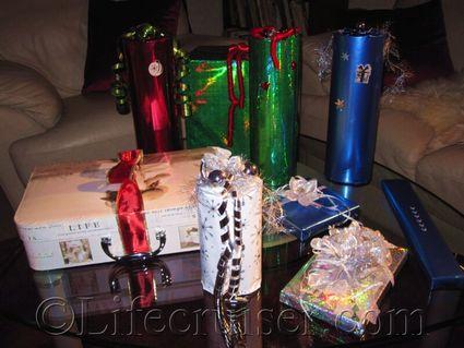 Lifecruiser Christmas Gifts 2010