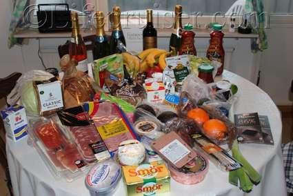 mariestad-blogger-meetup-groceries