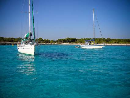 menorca-sailing-boats, Spain