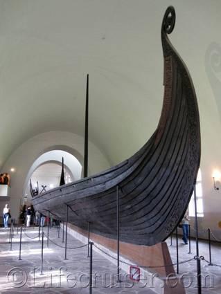 Viking ship museum, Norway