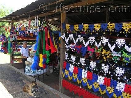 Paraguay, local shop