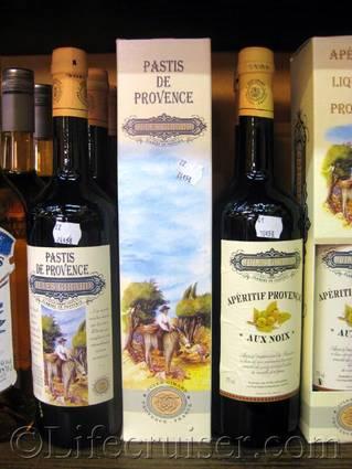 pastis-provence-bottles