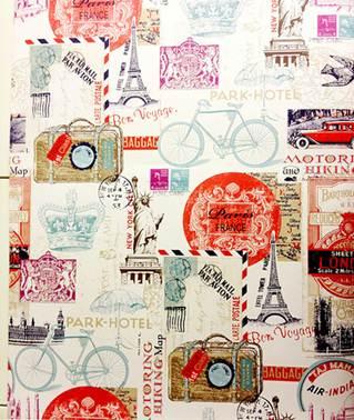 Perfect Traveler Wallpaper