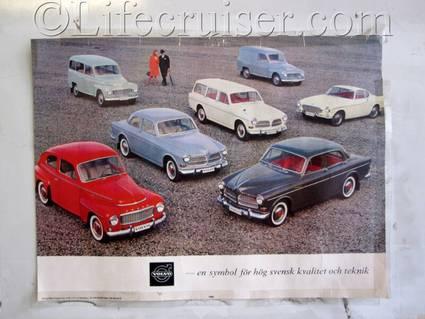 Swedish Classic Volvo Cars
