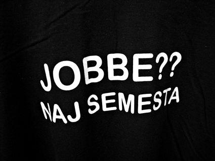 Sweden, Gotland: Jobbe naj semesta text
