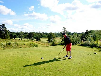 Sweden, Gotland: Slite Golf Course