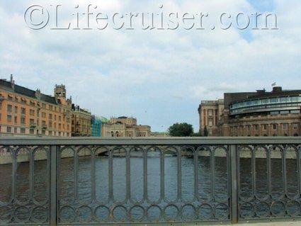 Stockholm Bridge View, Sweden