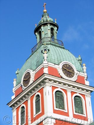 Stockholm-Jacobs-church-tower, Sweden