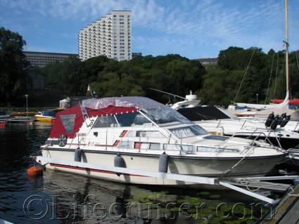 Stockholm-leisure-boat, Sweden