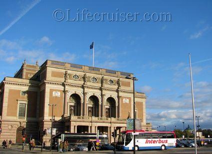 Stockholm Royal Opera House, Sweden