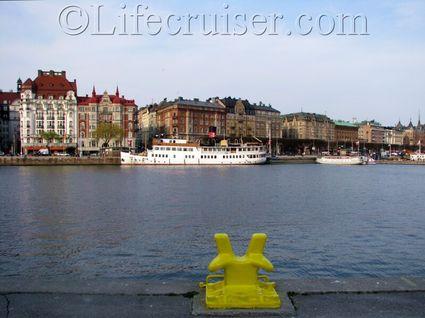 Stockholm: Strandvägen Seaview, Sweden